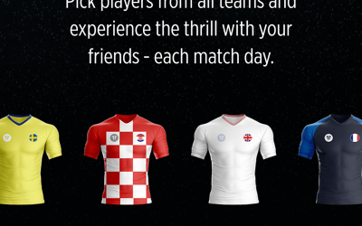 Try the TrophyRoom beta during the World Cup