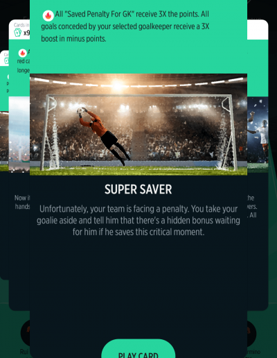 Super Saver Card