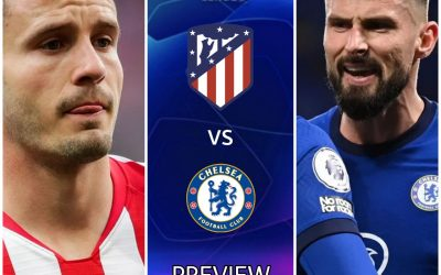 Match preview: Atletico Madrid VS Chelsea (Feb 23, 2021)