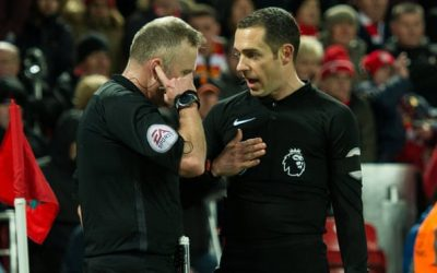 Behind the game – The Fourth Official