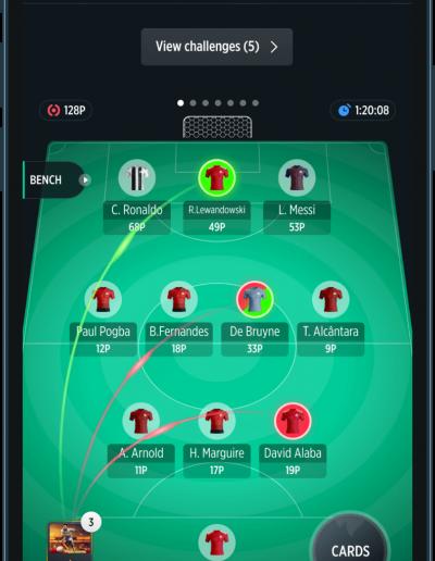 TrophyRoom - The Fantasy Football Game