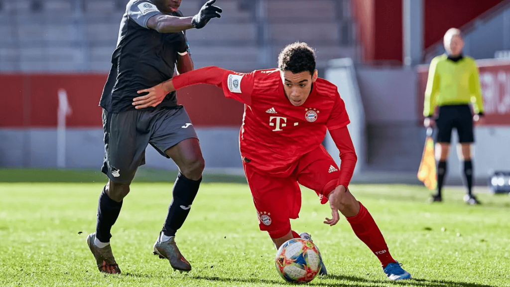 Jamal Musiala - The Bayern Munich up-and-comer