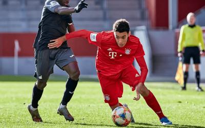 Jamal Musiala – The Bayern Munich up-and-comer