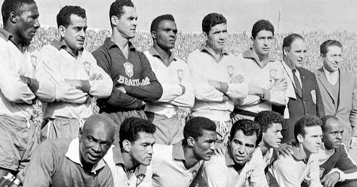 The Brazil Golden Team - World Cup 1962