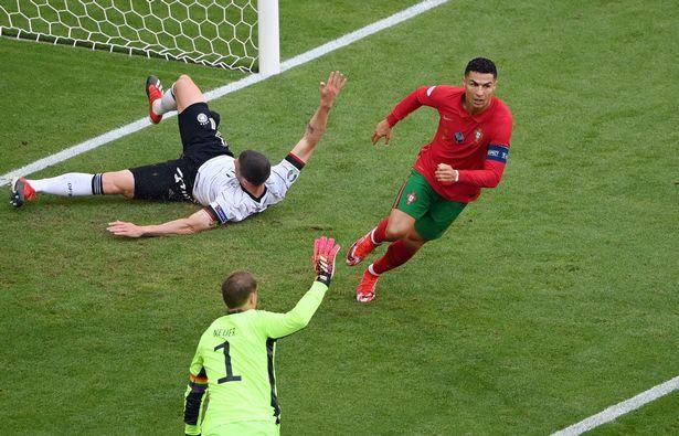 Portugal vs Germany Euro 2020