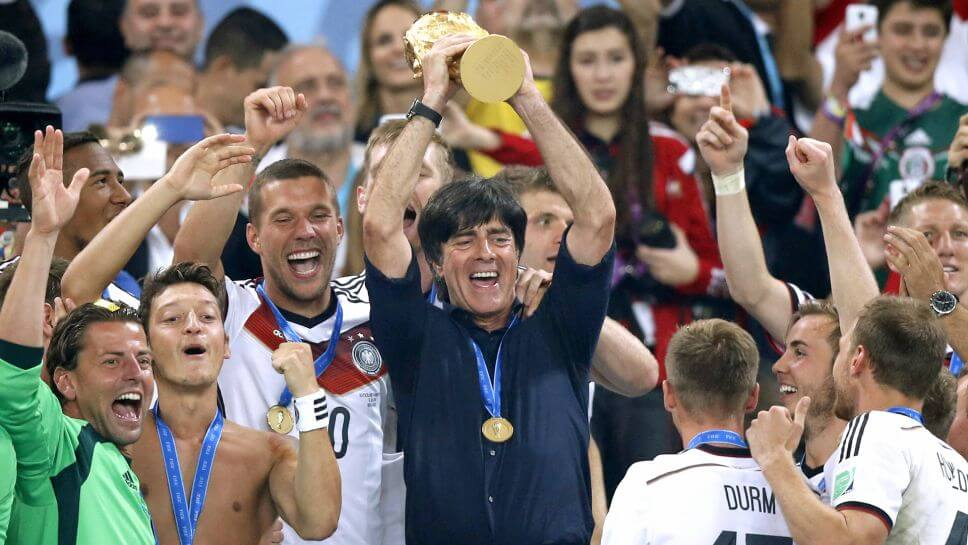 10 things on Germany's World Cup-winning coach