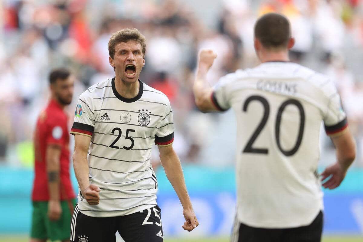 Germany vs Portugal Euro 2020