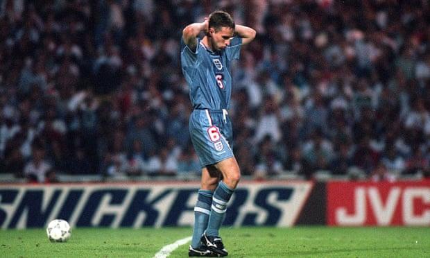 German in Euro 1996 quarter-final