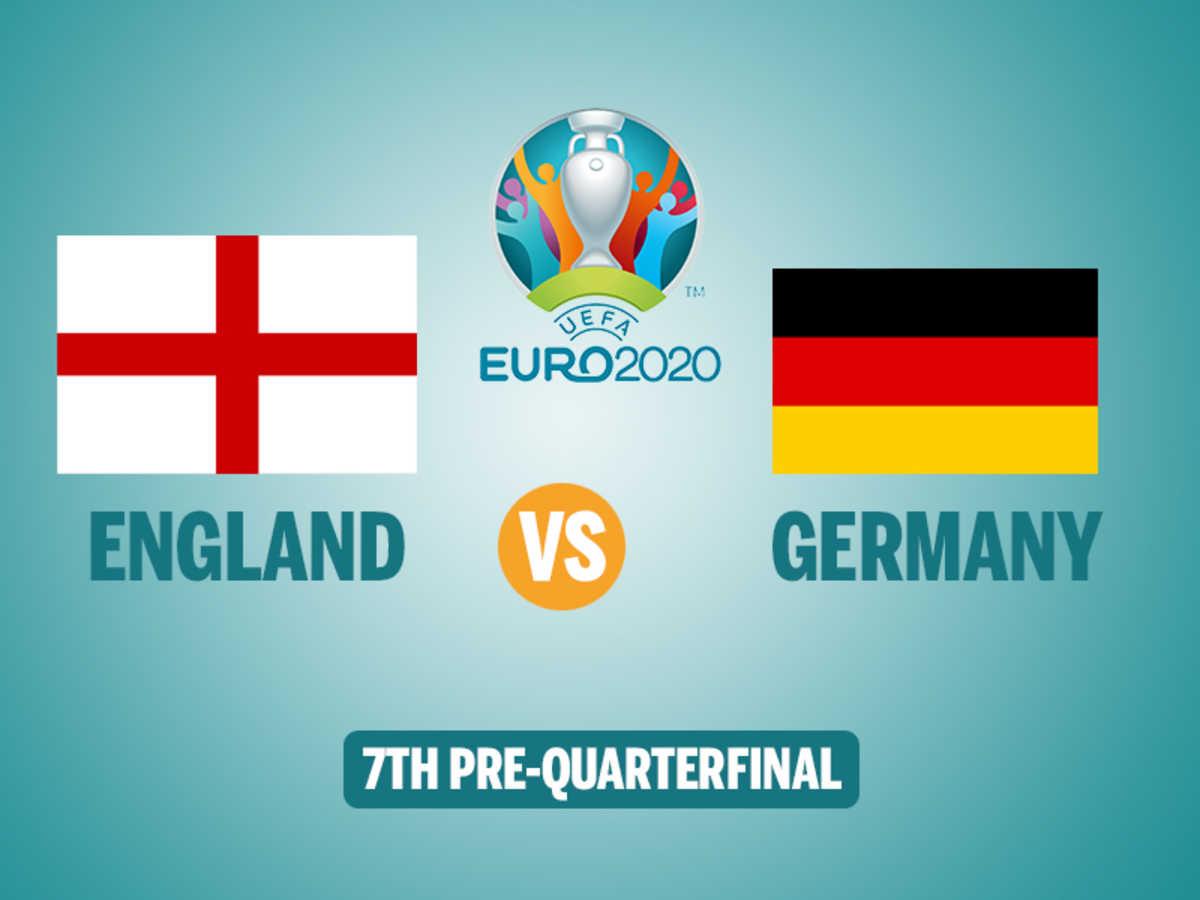 England vs Germany Euro 2020