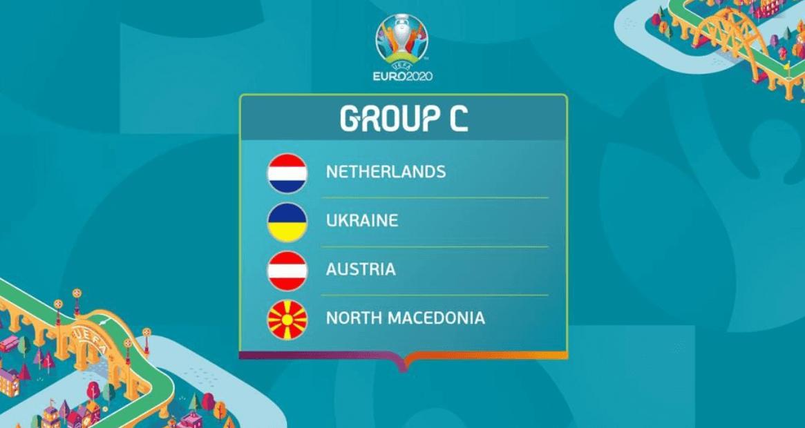 [Football Perception] Euro 2020 – Group C: Netherlands & Ukraine