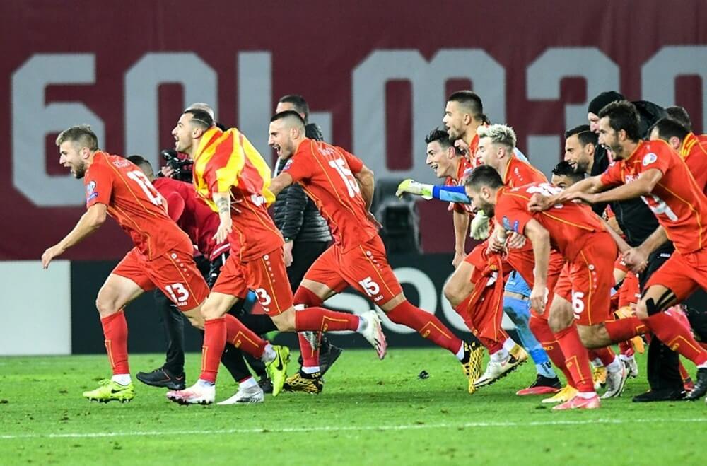 Euro 2020 North Macedonia