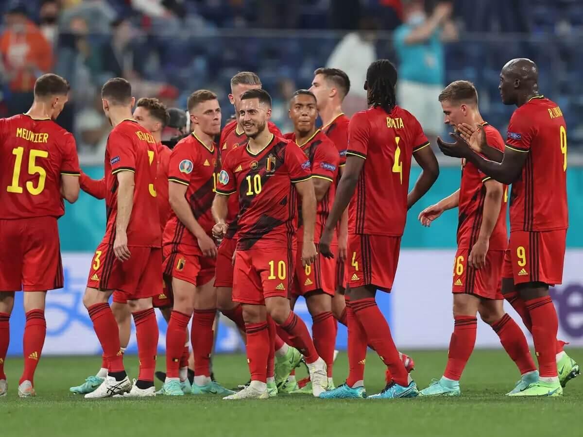Belgium football team 2020