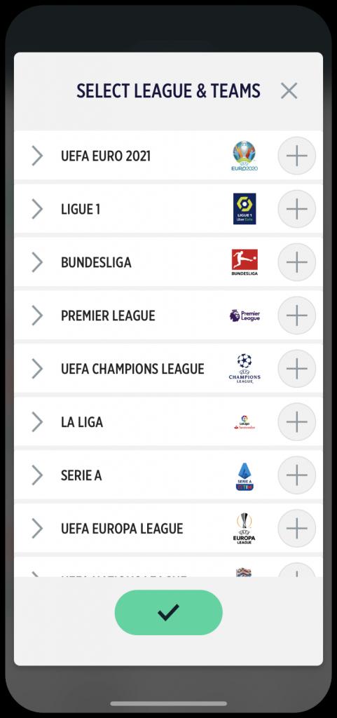 TrophyRoom - The Fantasy Football Game - Leagues