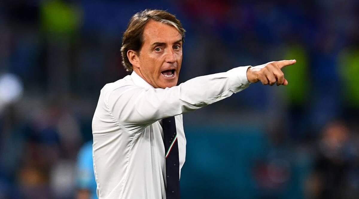 Roberto Mancini Euro 2020