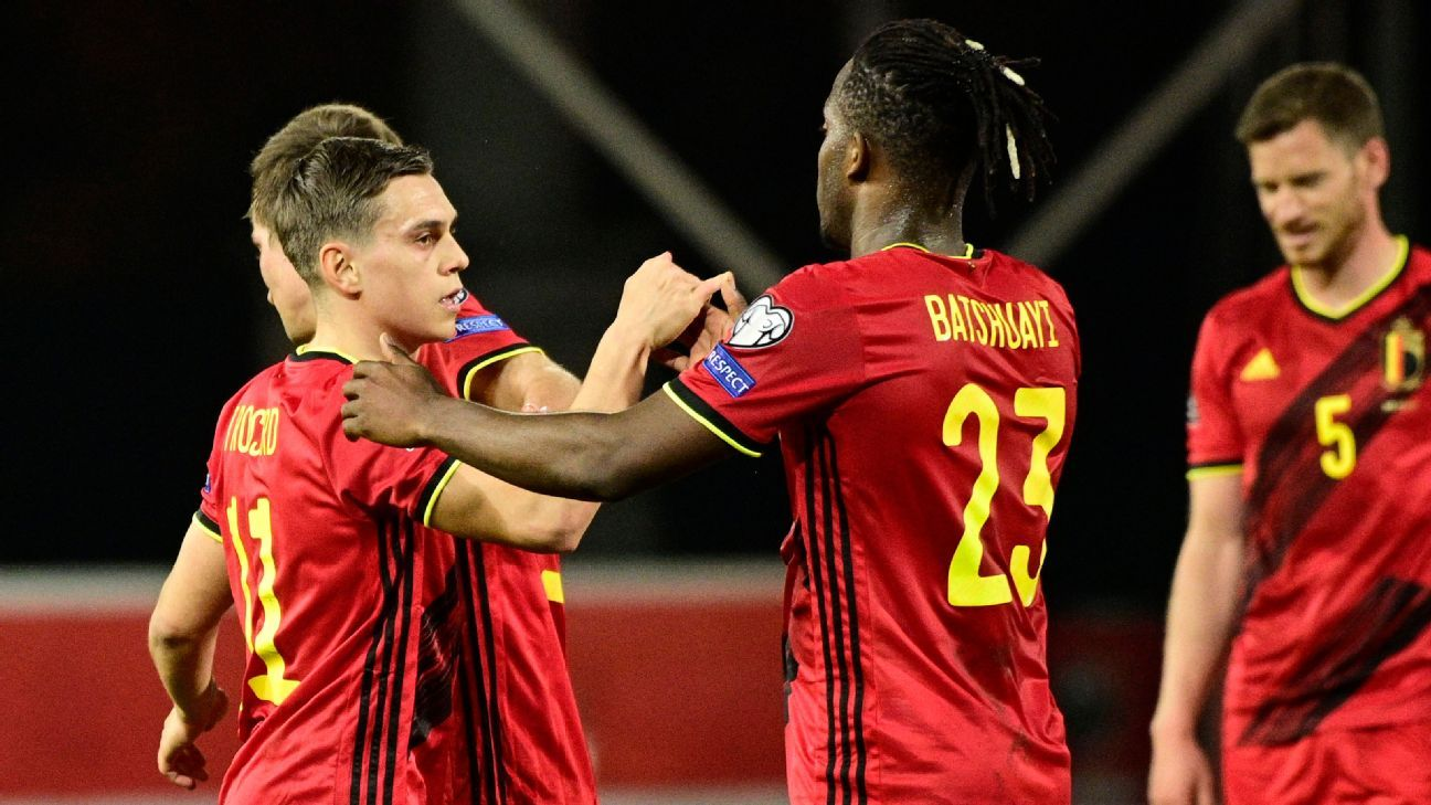 Belarus vs Belgium