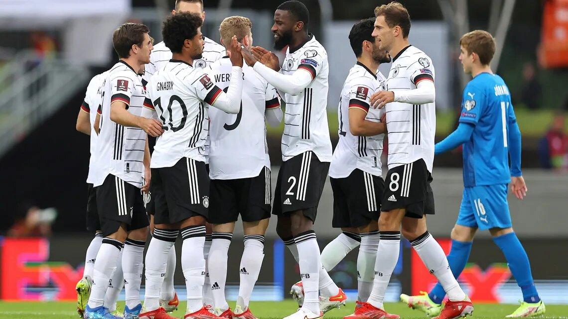 Germany vs Iceland
